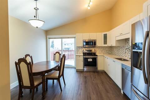 Townhouse for sale at 119 Centennial Dr Wetaskiwin Alberta - MLS: E4141062