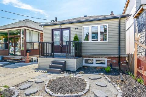 House for sale at 119 Clovelly Ave Toronto Ontario - MLS: C4469132