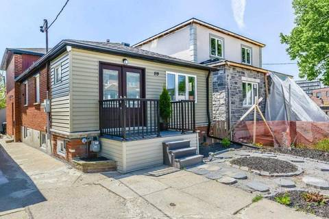 House for sale at 119 Clovelly Ave Toronto Ontario - MLS: C4685767
