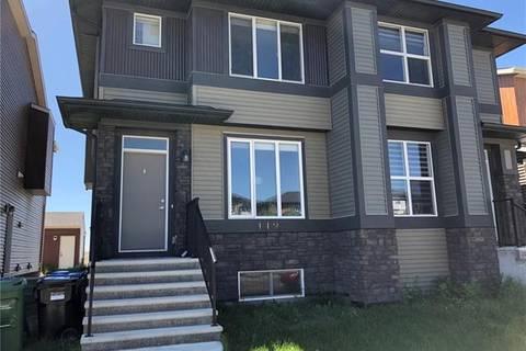 Townhouse for sale at 119 Cornerstone Ave Northeast Calgary Alberta - MLS: C4267640
