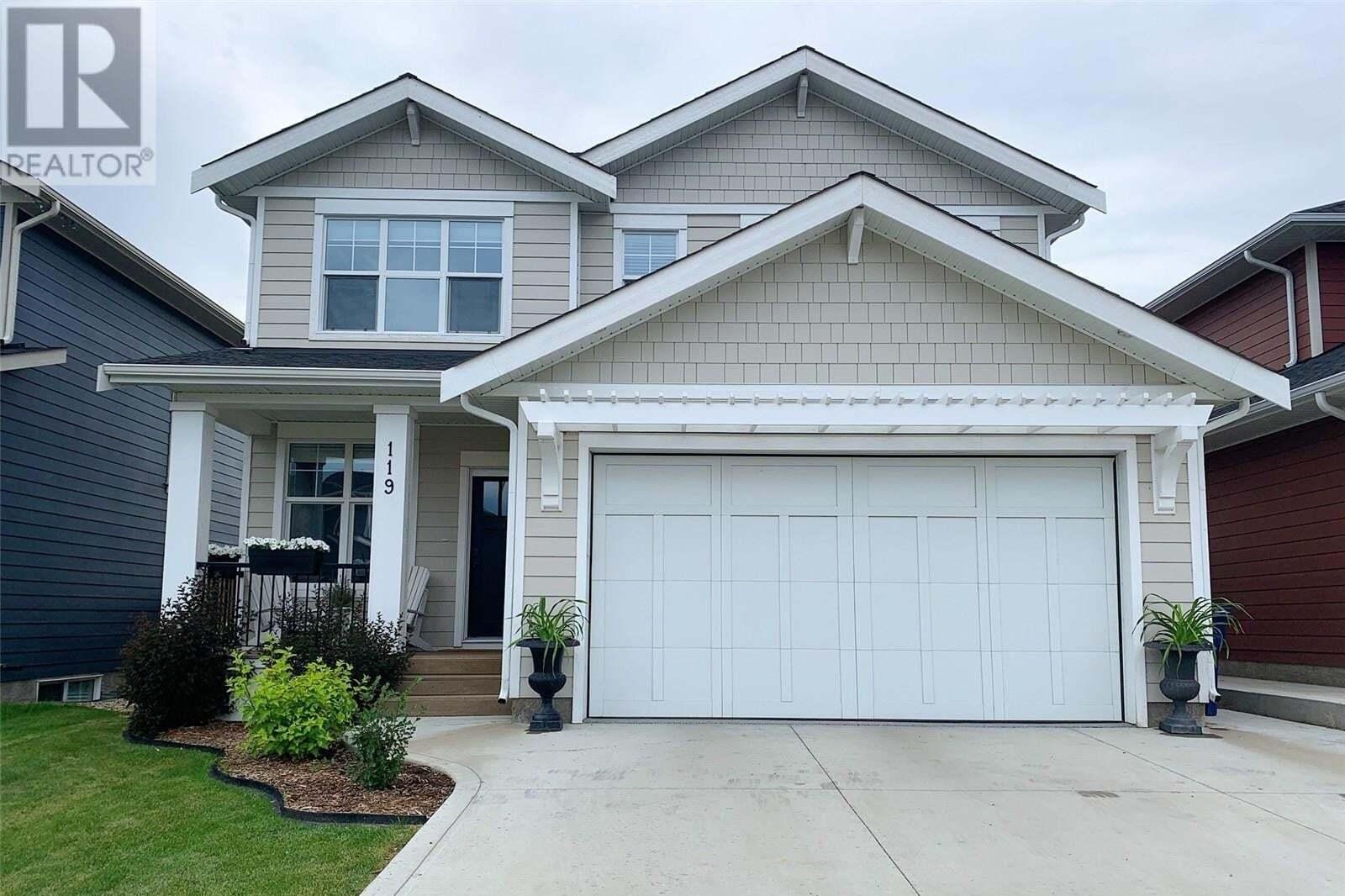 House for sale at 119 Eaton Cres Saskatoon Saskatchewan - MLS: SK817335