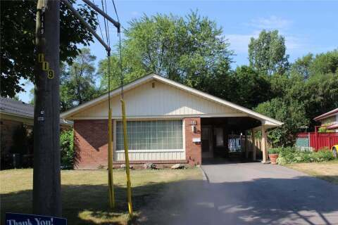 House for sale at 119 Elmhurst Dr Toronto Ontario - MLS: W4823820