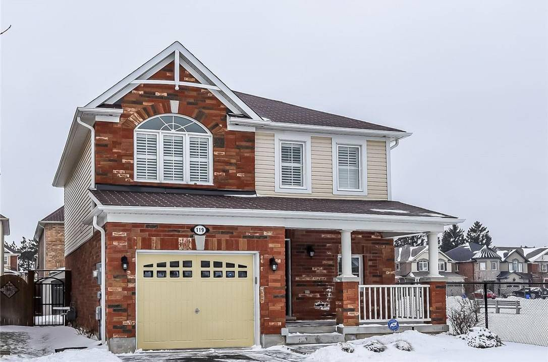 House for sale at 119 Emick Dr Ancaster Ontario - MLS: H4072242