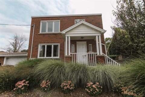 House for sale at 119 Erb St Waterloo Ontario - MLS: 40022984