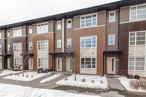 Townhouse for sale at 119 Evansridge Pk Northwest Calgary Alberta - MLS: C4288089