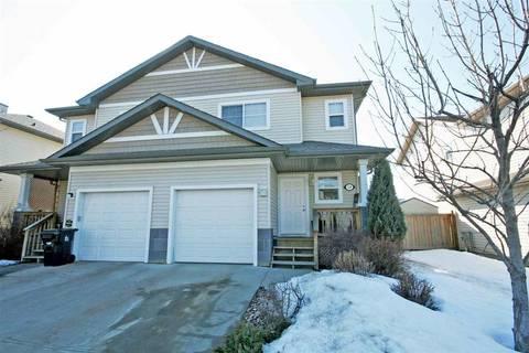 Townhouse for sale at 119 Hartwick Lo  Spruce Grove Alberta - MLS: E4148643