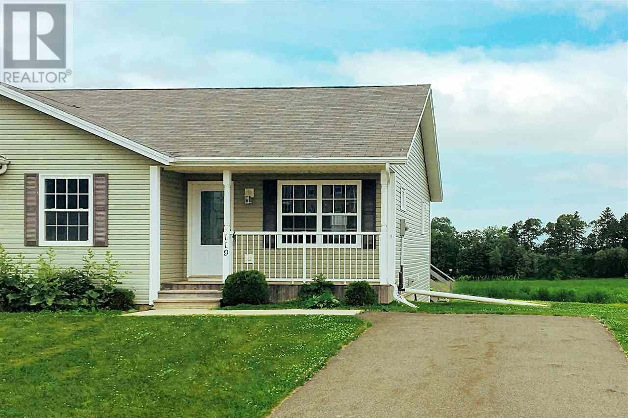 Townhouse for sale at 119 Heron Dr Stratford Prince Edward Island - MLS: 202009290