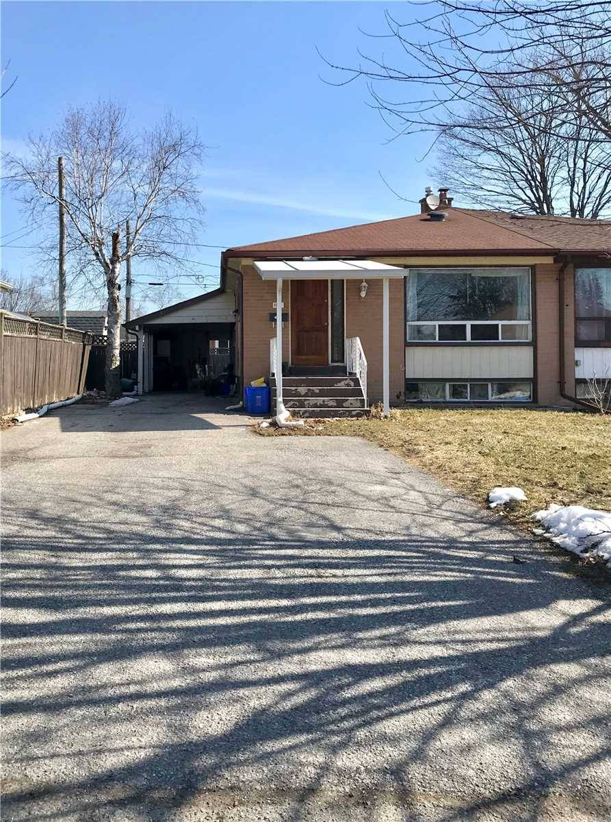 Townhouse for sale at 119 Hurley Rd Ajax Ontario - MLS: E4723475