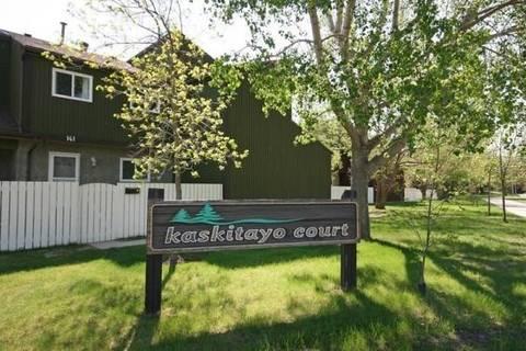 Townhouse for sale at 119 Kaskitayo Ct Nw Edmonton Alberta - MLS: E4151605