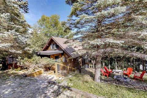 Residential property for sale at 119 Kimberley Ct Grey Highlands Ontario - MLS: X4549512