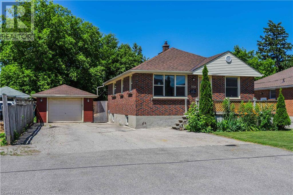 House for sale at 119 King Edward Ave London Ontario - MLS: 208916