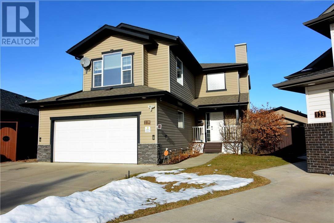 House for sale at 119 Kirton Cs Red Deer Alberta - MLS: ca0183989