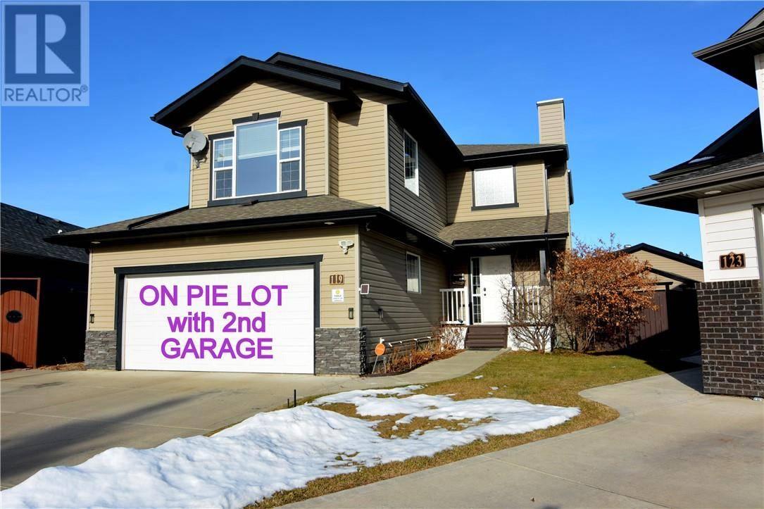 House for sale at 119 Kirton Cs Red Deer Alberta - MLS: ca0186626