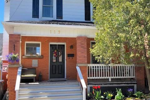 House for sale at 119 Kohler St Sault Ste. Marie Ontario - MLS: SM125166
