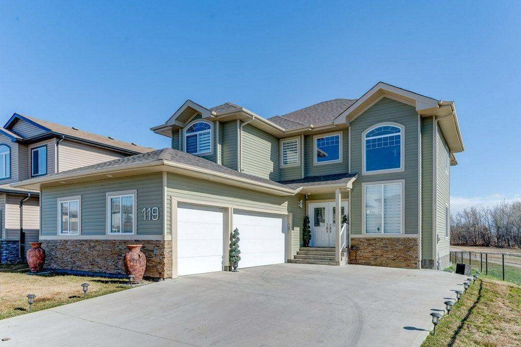 House for sale at 119 Lakeland Dr Beaumont Alberta - MLS: E4155442