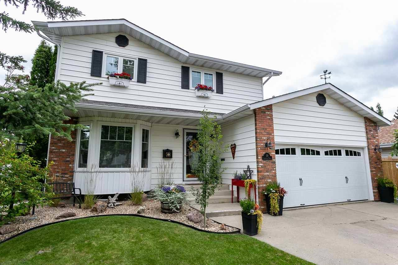 House for sale at 119 Langholm Dr St. Albert Alberta - MLS: E4176101