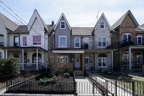 Townhouse for sale at 119 Lindsey Ave Toronto Ontario - MLS: C4421591