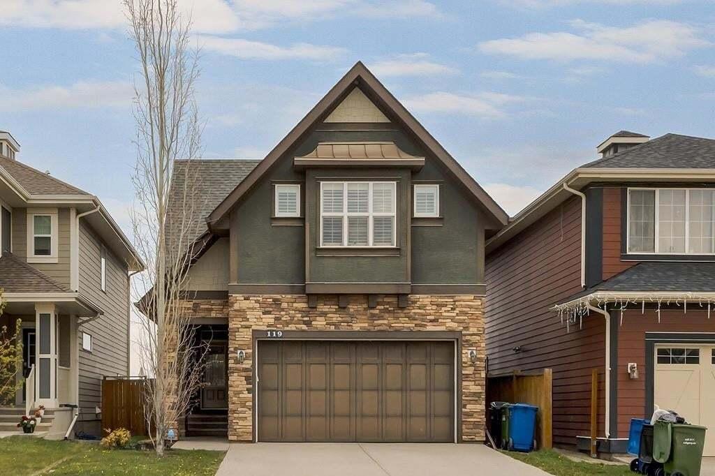 House for sale at 119 Mahogany Wy SE Mahogany, Calgary Alberta - MLS: C4295304