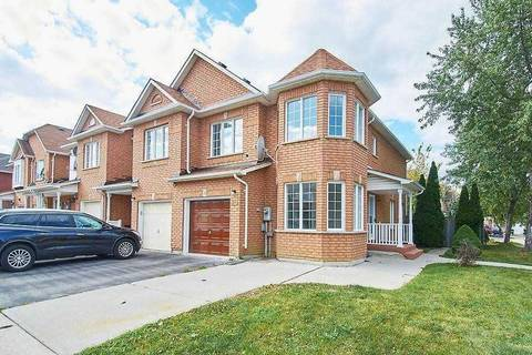 Townhouse for sale at 119 Mare Cres Toronto Ontario - MLS: W4634225