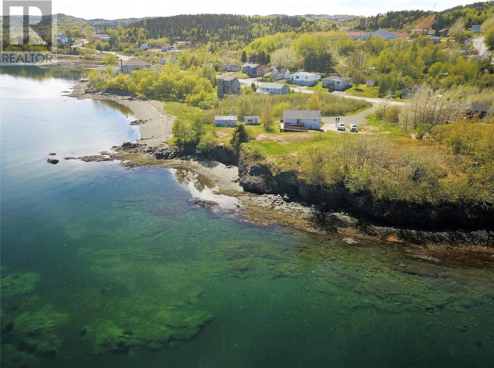 House for sale at 119 Marine Dr Clarenville Newfoundland - MLS: 1209645