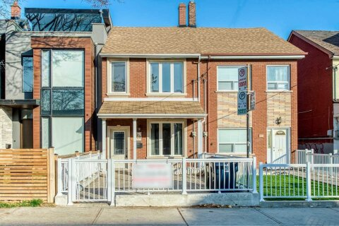 Townhouse for sale at 119 Markham St Toronto Ontario - MLS: C4996521