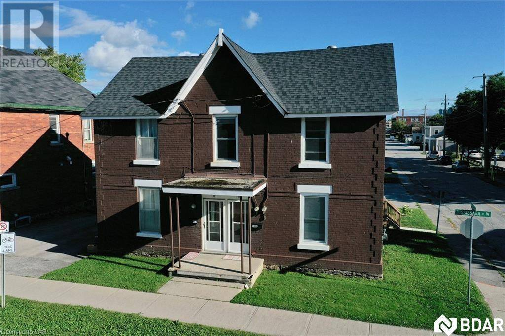 Townhouse for sale at 119 Mississaga St West Orillia Ontario - MLS: 30779296