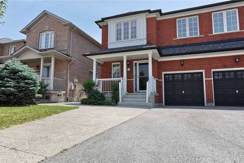Townhouse for sale at 119 Montcalm Blvd Vaughan Ontario - MLS: N4510904