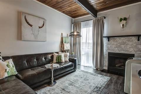 Townhouse for sale at 119 Oaktree Ln Southwest Calgary Alberta - MLS: C4245420