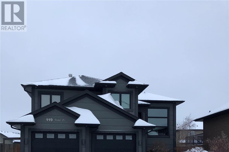 House for sale at 119 Padget Cres Saskatoon Saskatchewan - MLS: SK834018
