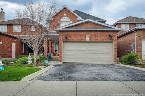 House for sale at 119 Redondo Dr Vaughan Ontario - MLS: N4452260