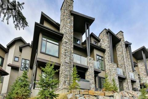 Townhouse for sale at 119 Riva Ct Canmore Alberta - MLS: 49269