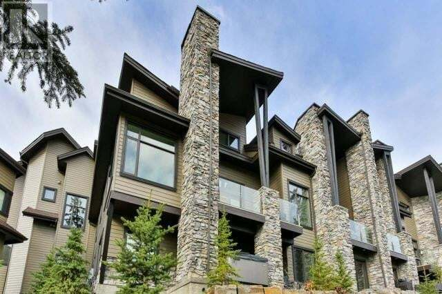 Townhouse for sale at 119 Riva Ct Canmore Alberta - MLS: 52648