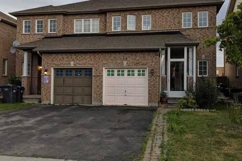 Townhouse for sale at 119 Sewells Ln Brampton Ontario - MLS: W4546176