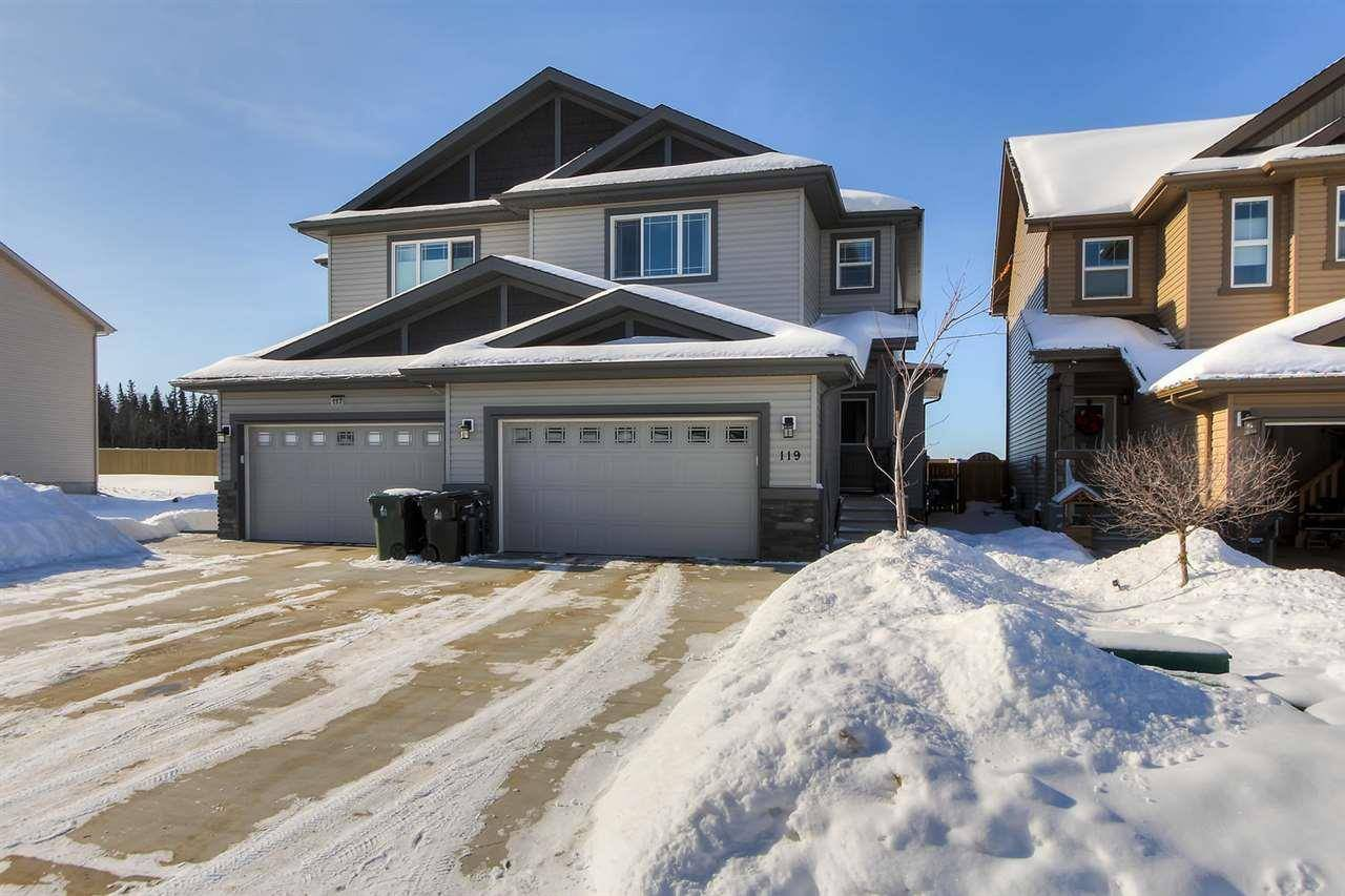 Townhouse for sale at 119 Springbrook Wd Spruce Grove Alberta - MLS: E4188154