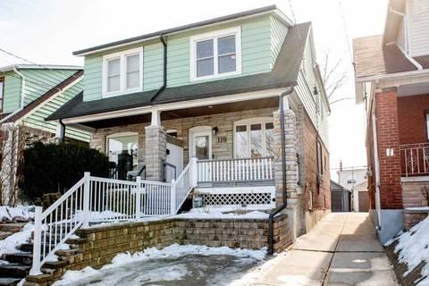 Townhouse for sale at 119 Springdale Blvd Toronto Ontario - MLS: E4701086