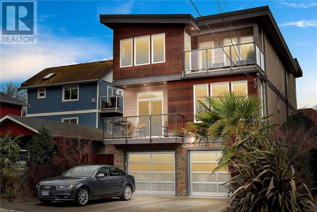 Townhouse for sale at 119 St. Lawrence St Victoria British Columbia - MLS: 422047