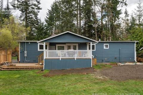 House for sale at 119 Webb Rd Courtenay British Columbia - MLS: 449728