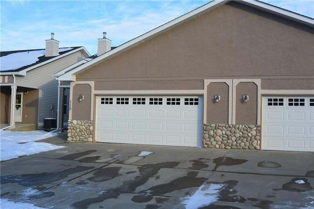 Townhouse for sale at 119 Westlake Ba Strathmore Lakes Estates, Strathmore Alberta - MLS: C4278581