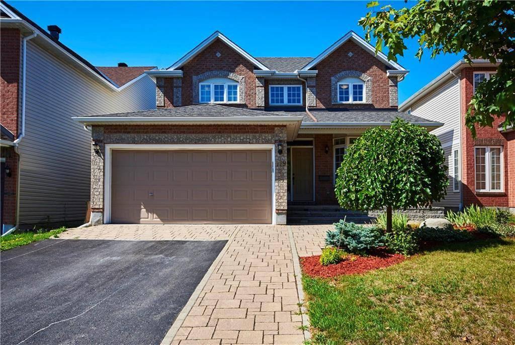 House for rent at 119 Whitestone Dr Ottawa Ontario - MLS: 1169694