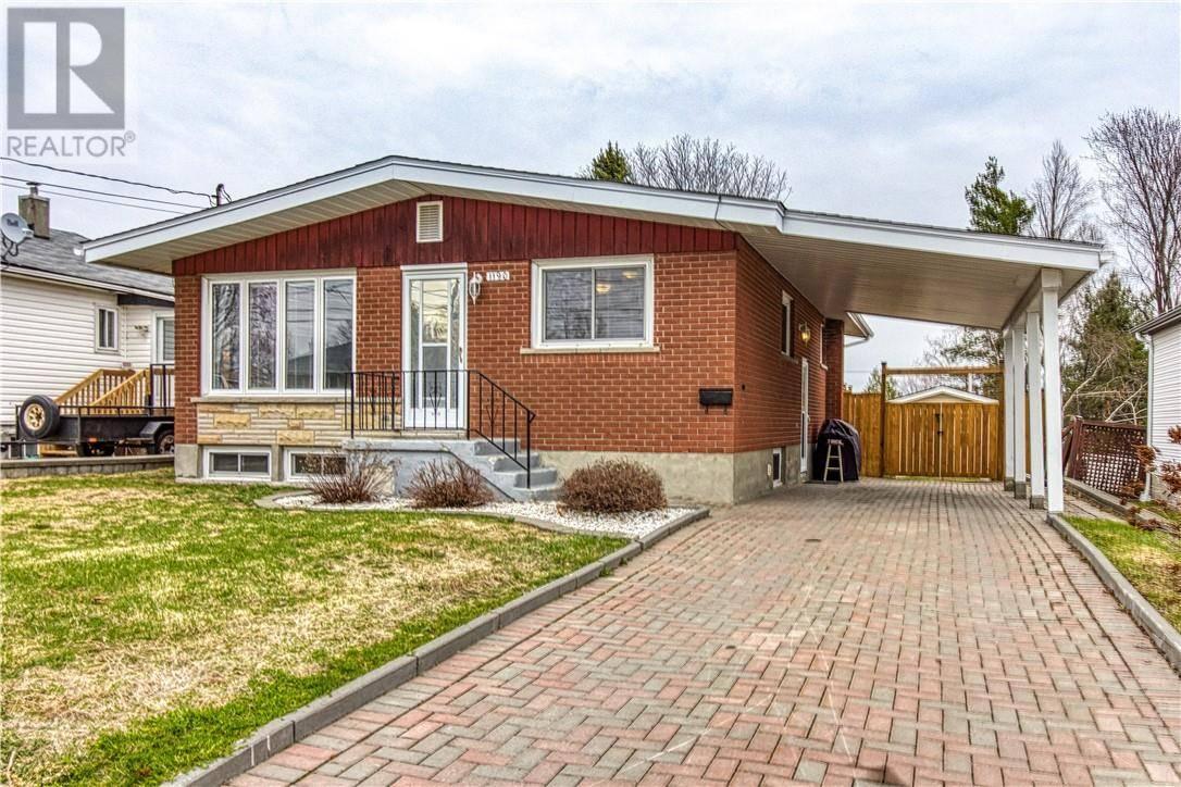 House for sale at 1190 Dollard Ave Sudbury Ontario - MLS: 2084789