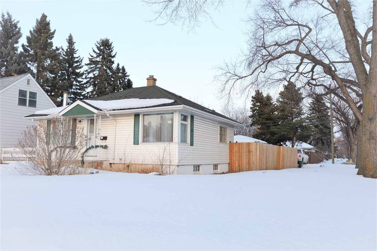 House for sale at 11903 127 St Nw Edmonton Alberta - MLS: E4189033