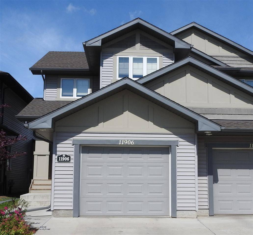 Townhouse for sale at 11906 22 Ave Sw Edmonton Alberta - MLS: E4185234