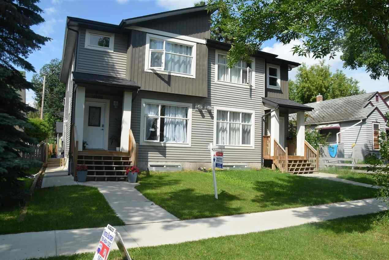 Townhouse for sale at 11906 68 St NW Edmonton Alberta - MLS: E4208772