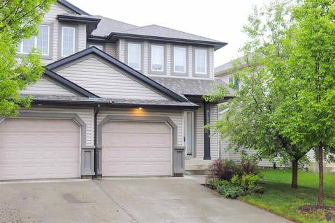 Townhouse for sale at 11908 21 Ave Sw Edmonton Alberta - MLS: E4160520