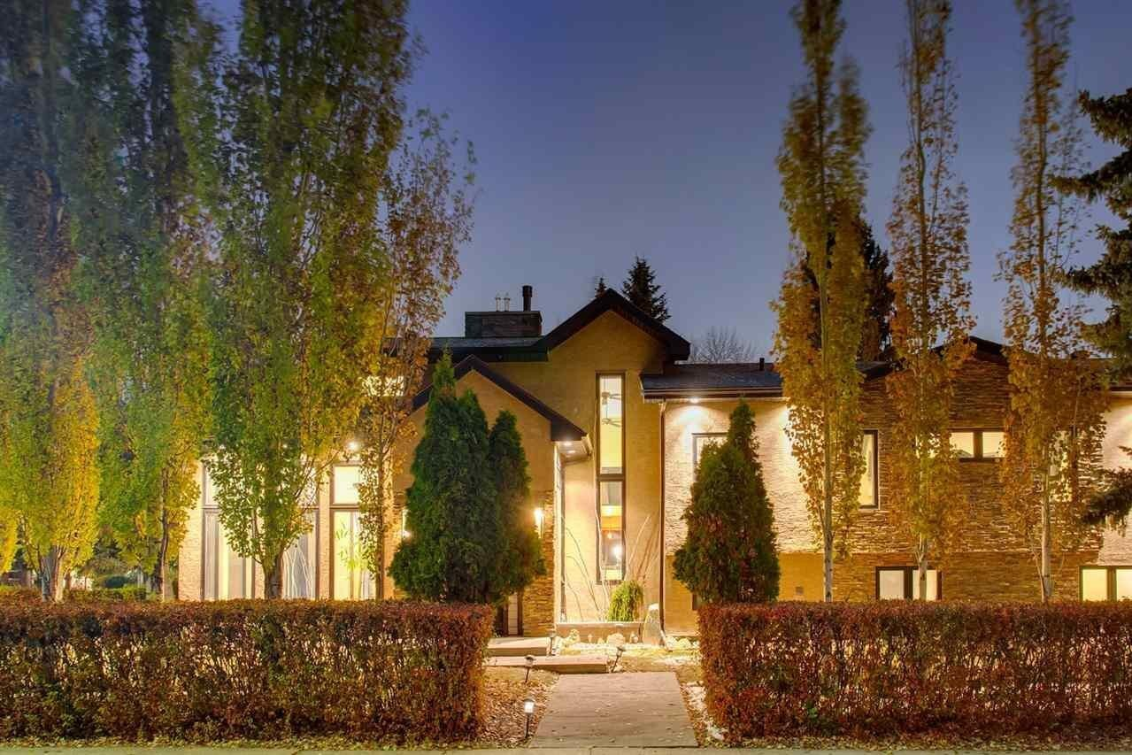 House for sale at 11908 41a Av NW Edmonton Alberta - MLS: E4218918