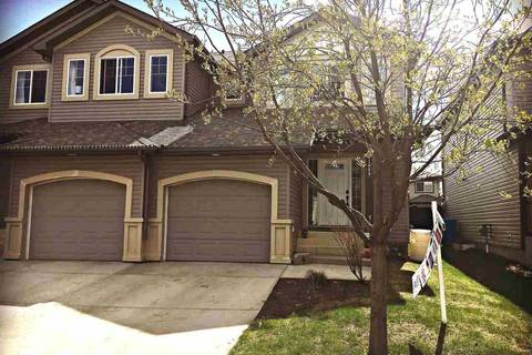 Townhouse for sale at 11909 21 Ave Sw Edmonton Alberta - MLS: E4147643