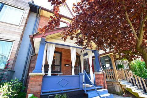 Townhouse for sale at 1191 Ossington Ave Toronto Ontario - MLS: C4546424