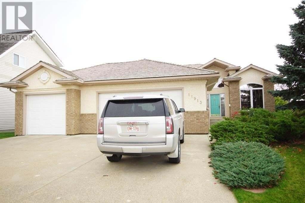 House for sale at 11913 Cygnet Blvd Grande Prairie Alberta - MLS: A1001376