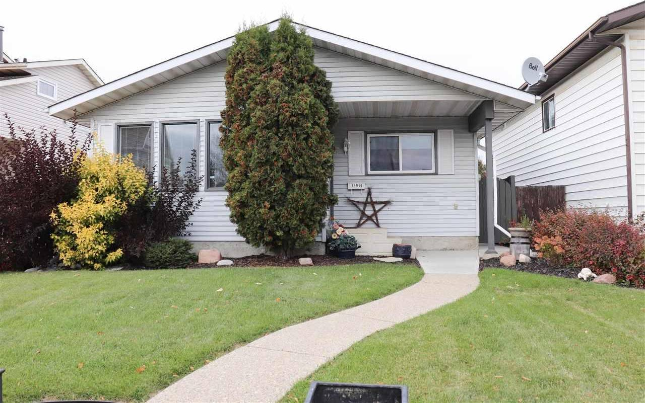 House for sale at 11916 138 Ave Nw Edmonton Alberta - MLS: E4194688