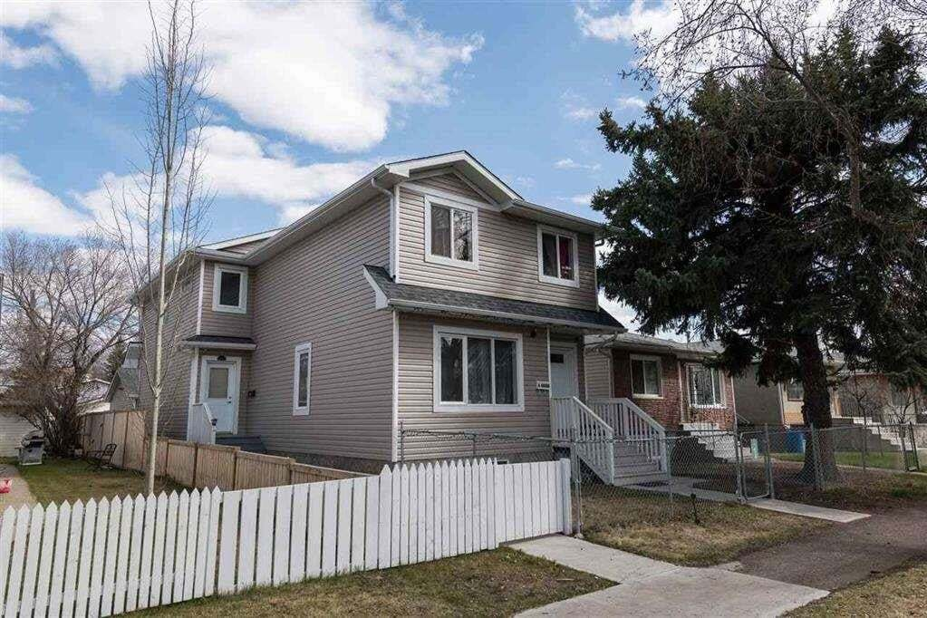 Townhouse for sale at 11917 93 St NW Edmonton Alberta - MLS: E4199129